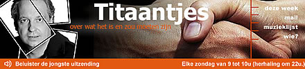 Radio 1 - Titaantjes - Pat Donnez